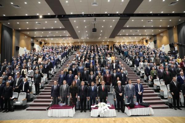 """4D """"Temalı'' 1. Uluslararası Kamu İç Denetim Konferansı"""